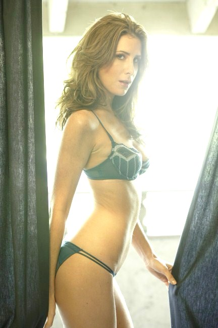 Summer Crosley in a bikini