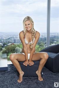 Amanda Lyn in a bikini
