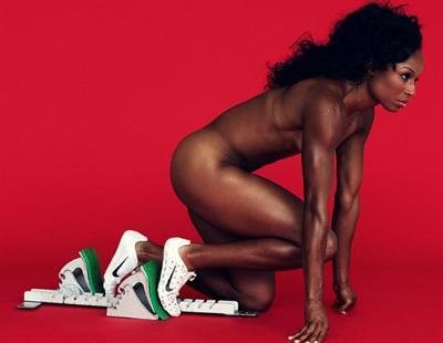 Natasha Hastings 400 meter runner
