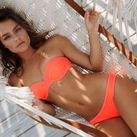 Jessica Lee Buchanan in a bikini