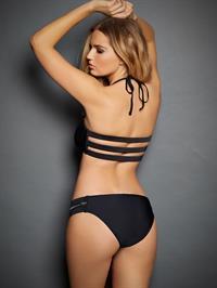 Rachel Mortenson in a bikini - ass