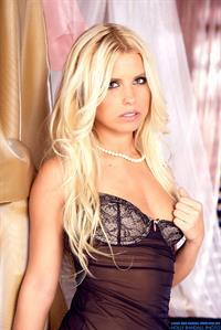Casey Parker in lingerie