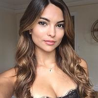 Kyra Santoro taking a selfie