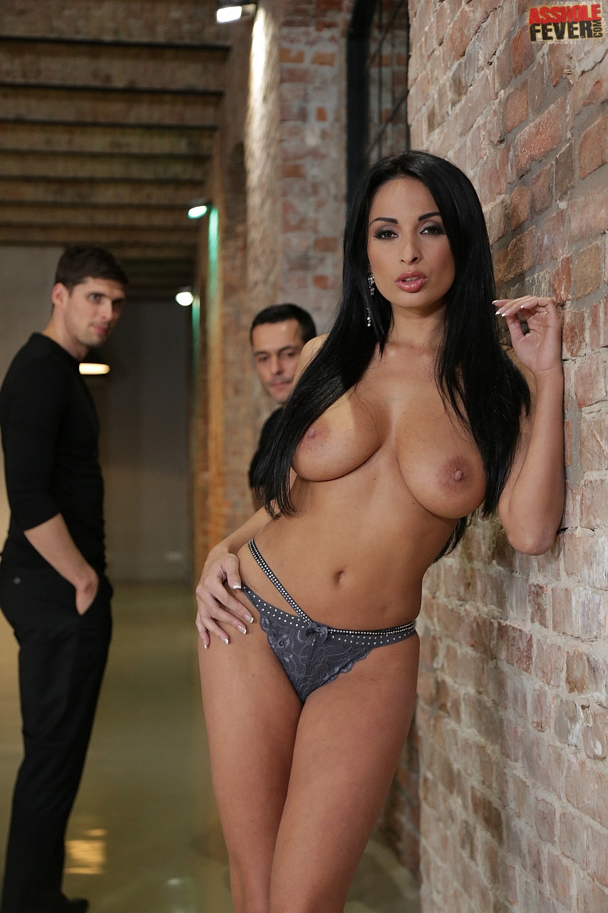 Anissa Kate - breasts