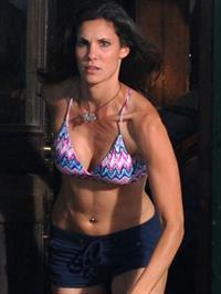 Daniela Ruah in a bikini