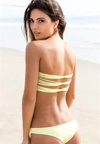 Kyra Santoro in a bikini - ass