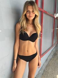 Alina Boyko in a bikini