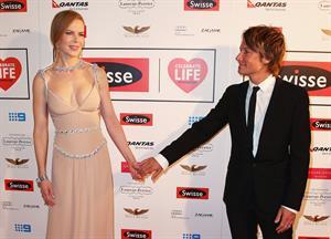 Nicole Kidman Attends The Celebrate Life Ball In Melbourne June 13, 2014