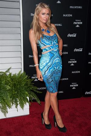 Paris Hilton at Maxim's Hot 100 Women Of 2014 Celebration June 10th, 2014