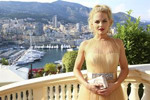 Jennifer Morrison at cocktail ~ Minister of State, 54th Monte Carlo TV Festival June 10, 2014