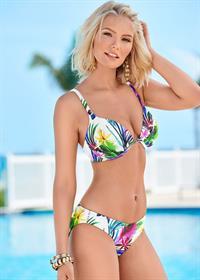 Gintare Sudziute in a bikini