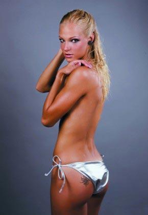 Darya Klishina is one of the hottest women in sports.