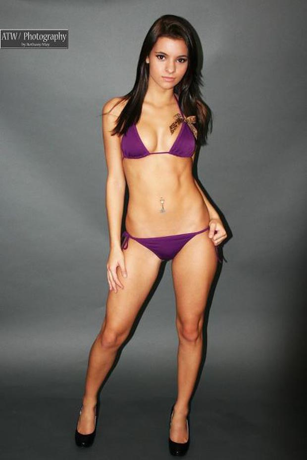 Sara Galimberti is one of the hottest women in sports.