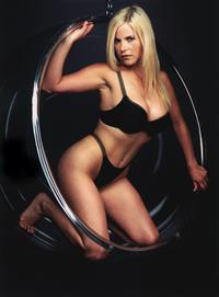 Gina Wild in a bikini