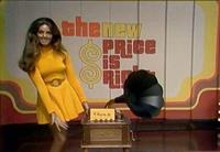 The original Barker's Beauty on  The Price is Right