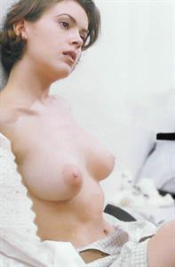 Alyssa Milano - Embrace the Vampire nude scenes
