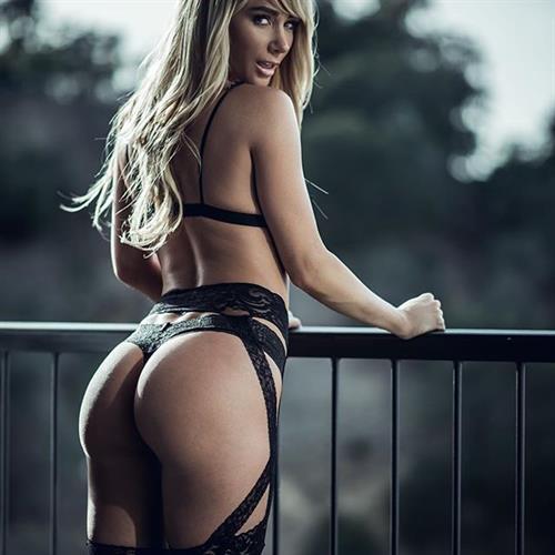 Sara Jean Underwood in lingerie - ass