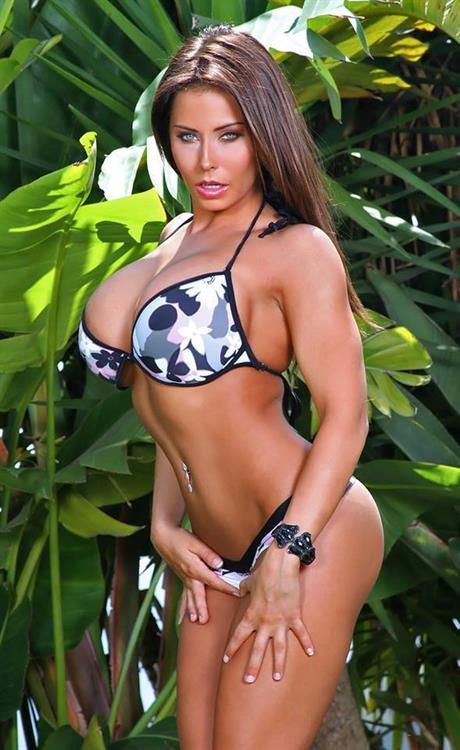 Madison Ivy in a bikini