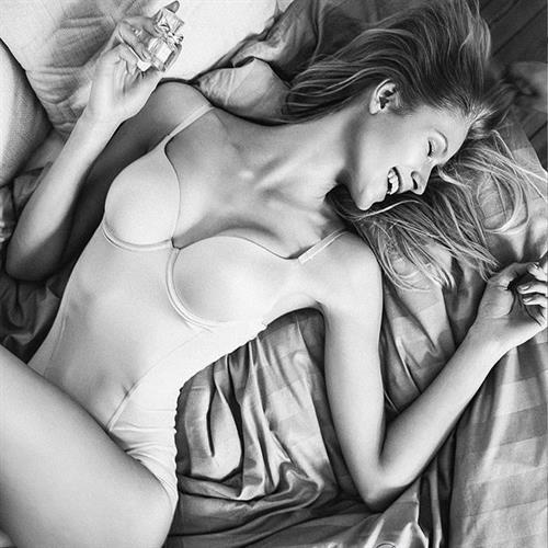 Kimberley Mens in lingerie