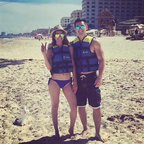 Yanet Garcia in a bikini