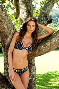Fabiana Semprebom in a bikini