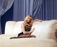 Joey Heatherton in lingerie