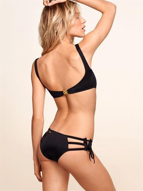 Britt Maren in a bikini - ass