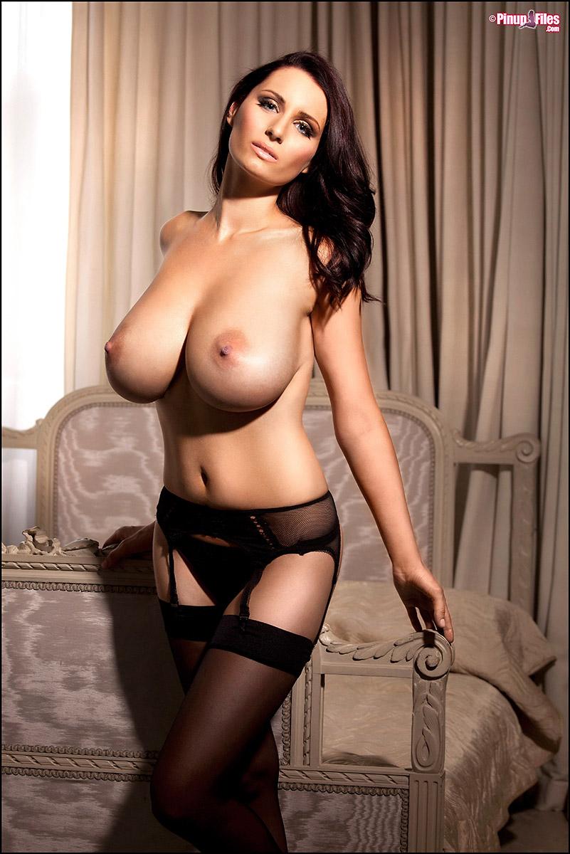 Sammy Braddy - breasts