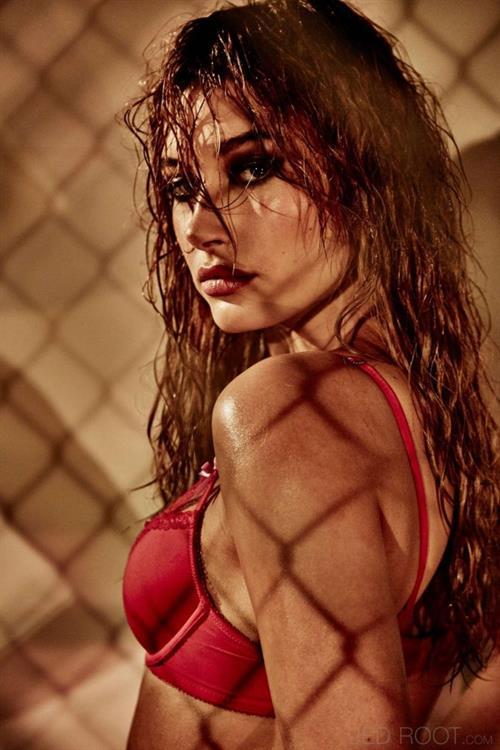 Hailey Baldwin in lingerie