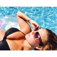 Ciara Price in a bikini