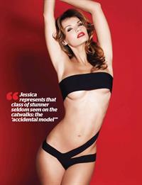 Jessica Rafalowski in a bikini
