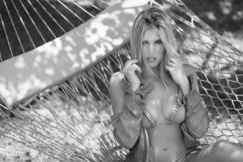 Cassidy Gray in a bikini