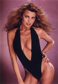 Vanna White in a bikini
