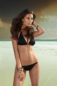 Ana Monroy in a bikini