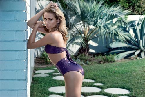 Shantel Vansanten in a bikini