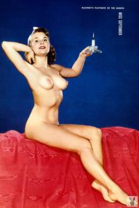 Playmate of the Month September 1954