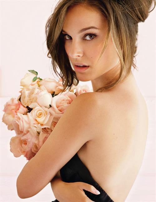 Natalie Portman - Miss Dior ads