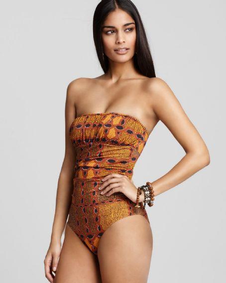 Alyssah Ali in a bikini