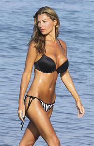 Christine Martin McGuinness in a bikini