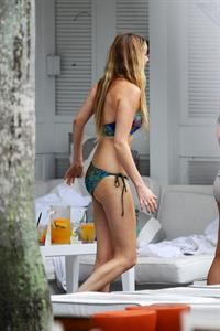 Whitney Port in a bikini