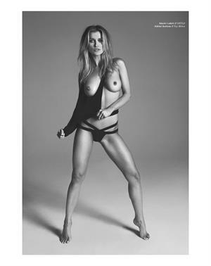 Joanna Krupa nude for Treats magazine