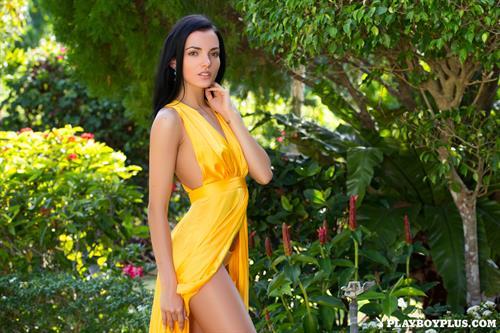 Playboy Cybergirl - Sapphira Nude Photos & Videos at Playboy Plus!