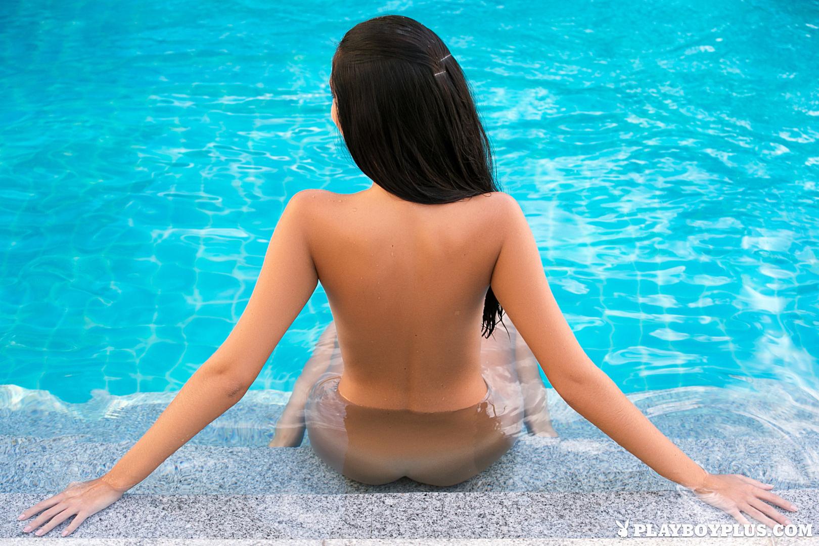 Playboy Cybergirl - Pamela Anne Gordon Nude Photos & Videos at Playboy Plus!