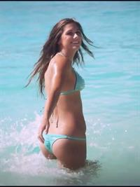 Alex Morgan in a bikini - ass