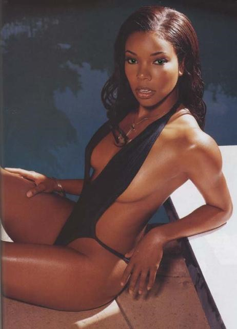 Gabrielle Union in a bikini