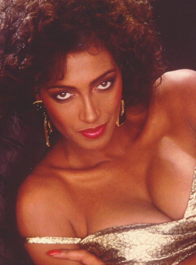 Kathleen Bradley from The Price is Right.  She was the first regular African American model to appear on the show.