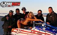Skyler Joy Smith in a bikini