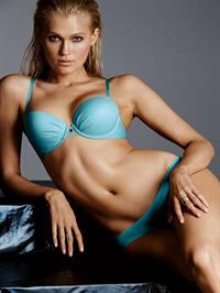 Vita Sidorkina in a bikini