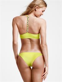 Vita Sidorkina in a bikini - ass