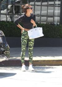 Irina Shayk Seen out in West Hollywood